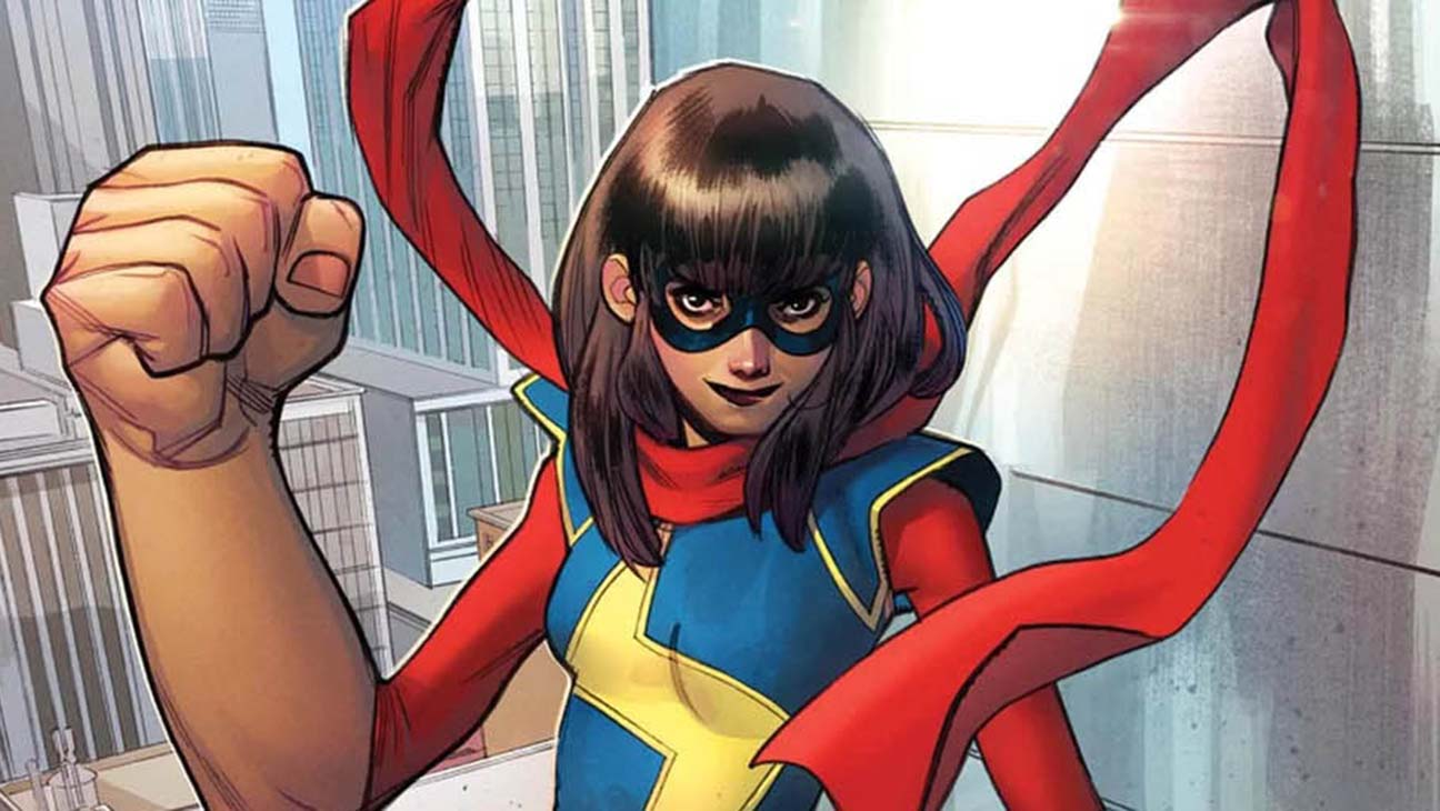 'Ms. Marvel' Series in the Works for Disney+ (Exclusive) 'Ms. Marvel' Series in the Works for Disney+ (Exclusive)