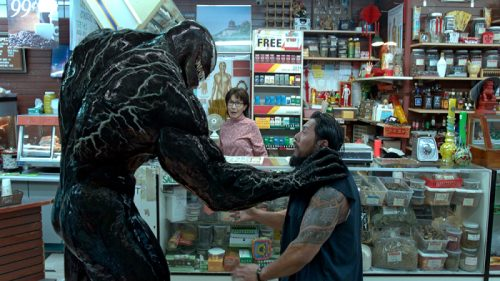 venom 500x281 Andy Serkis to Direct 'Venom' Sequel