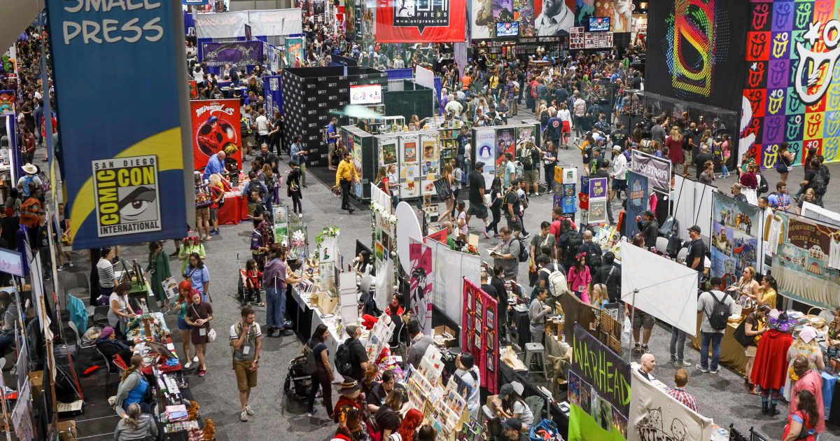 San Diego Comic-Con and the Tensions of Market-Induced Growth San Diego Comic-Con and the Tensions of Market-Induced Growth