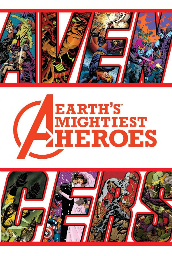 AVENGERS EARTHS MIGHTIEST HEROES II HC Comic Review for week of August 28th, 2019