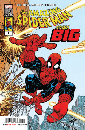 Amazing Spider Man Going Big 1 spoilers 0 A 329x500 The Amazing Spider man: Going Big