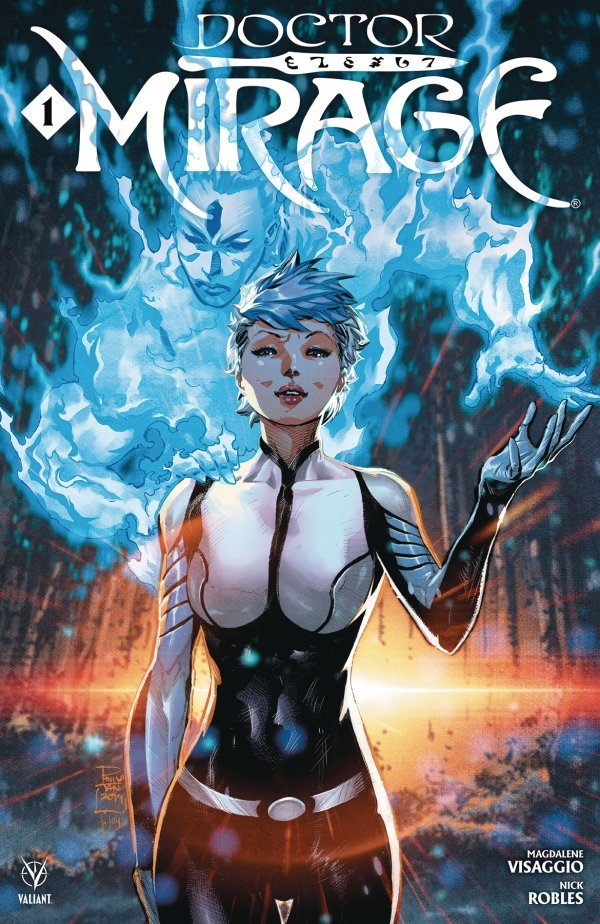Comic Review for week of August 28th, 2019 DOCTOR MIRAGE #1