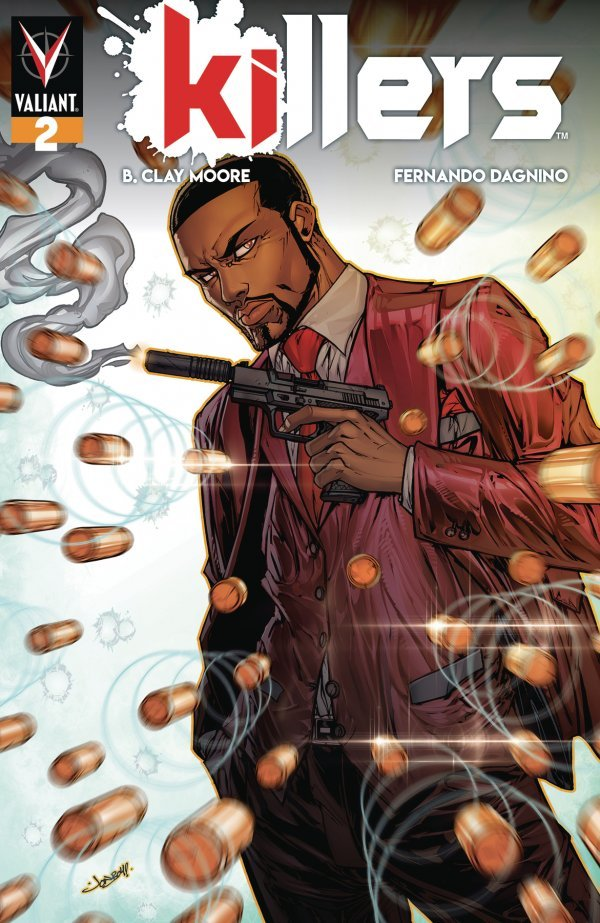 KILLERS 2 Comic Review for week of August 28th, 2019
