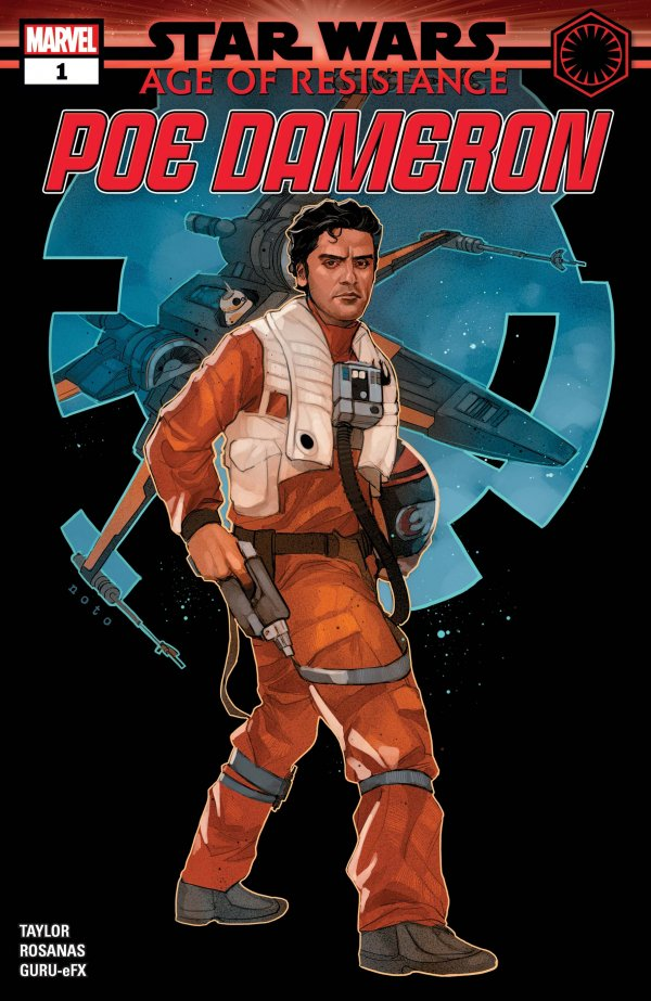 Comic Review for week of August 28th, 2019 STAR WARS AGE OF RESISTANCE – POE DAMERON #1