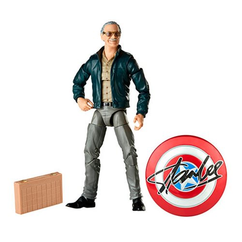 70ec1012be864e77ac07dfe94d99c9e6lg Marvel Legends Stan Lee 6 Inch Action Figure
