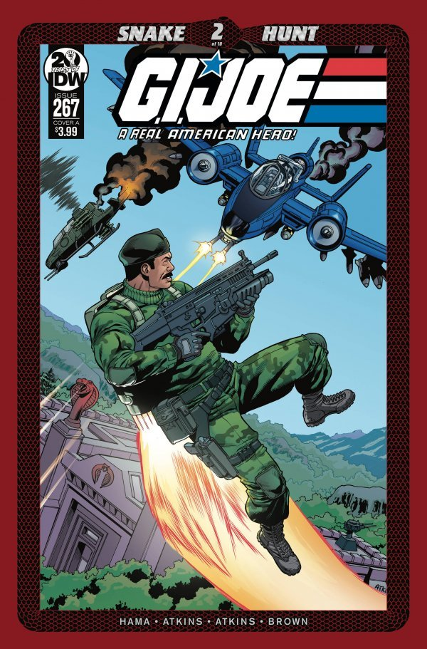 Comic Review for week of October 9, 2019 G.I. JOE A REAL AMERICAN HERO #267