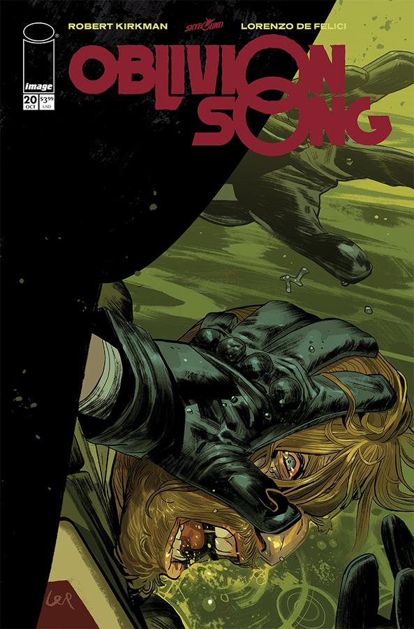 OBLIVION SONG 20 Comic Review for week of October 9, 2019