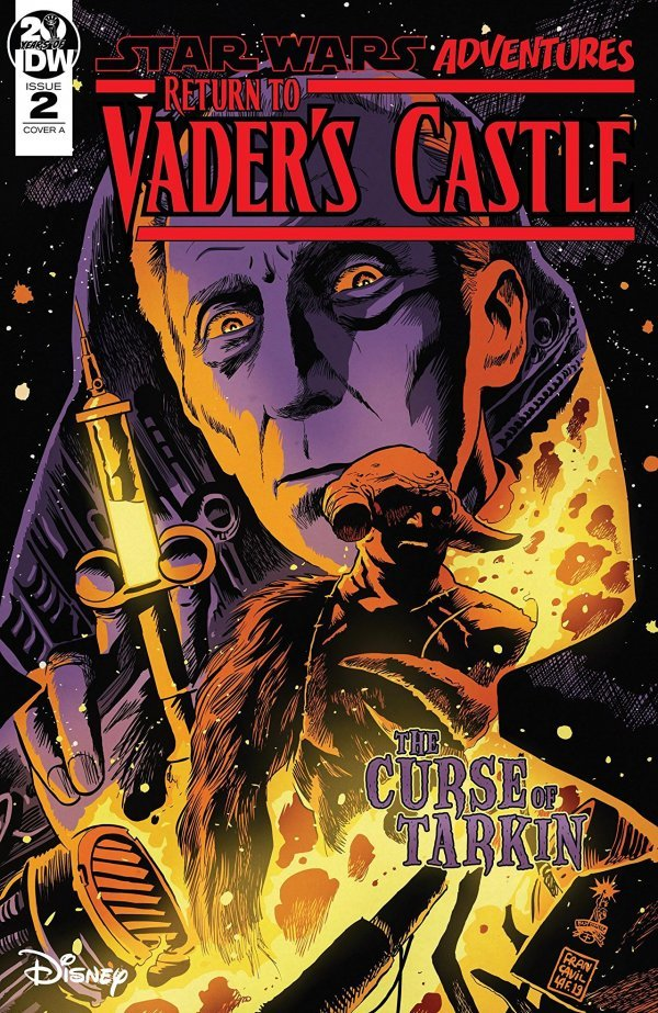 STAR WARS ADVENTURES RETURN TO VADERS CASTLE 2 Comic Review for week of October 9, 2019