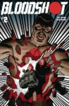 BLOODSHOT 2 COVER B JOHNSON 98x150 Comic Pulls from October 30, 2019
