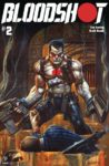 BLOODSHOT 2 COVER C BISLEY 98x150 Comic Pulls from October 30, 2019