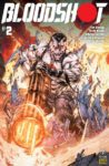 BLOODSHOT 2 COVER D PRE ORDER EDITION 98x150 Comic Pulls from October 30, 2019