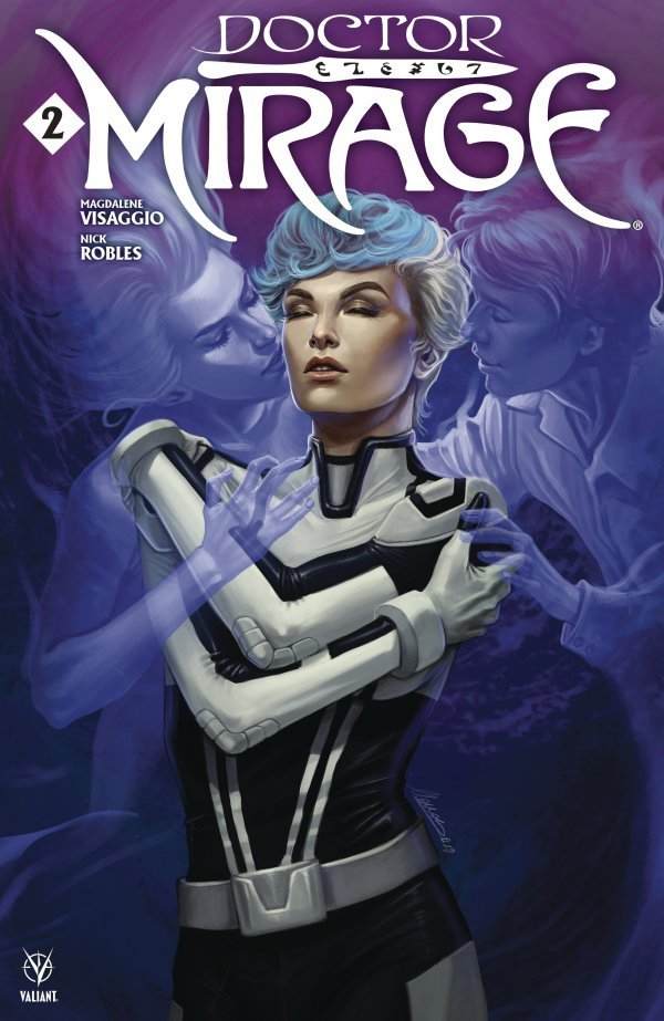 Comic Pulls from September 25, 2019 DOCTOR MIRAGE #2 COVER C IANNICIELLO
