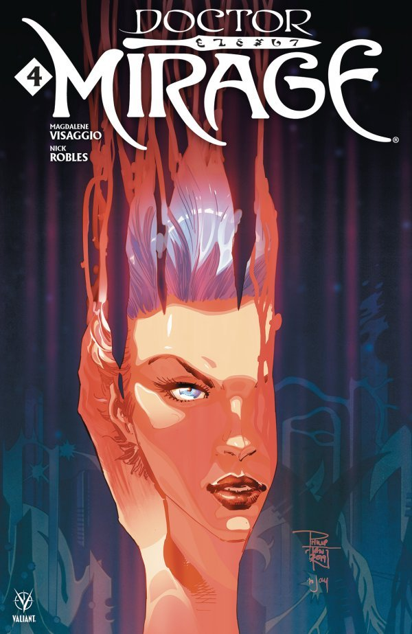 Comic Pulls from November 13, 2019 DOCTOR MIRAGE #4