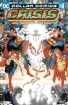 DOLLAR COMICS CRISIS ON INFINITE EARTHS 1 98x150 Comic Pulls from September 25, 2019