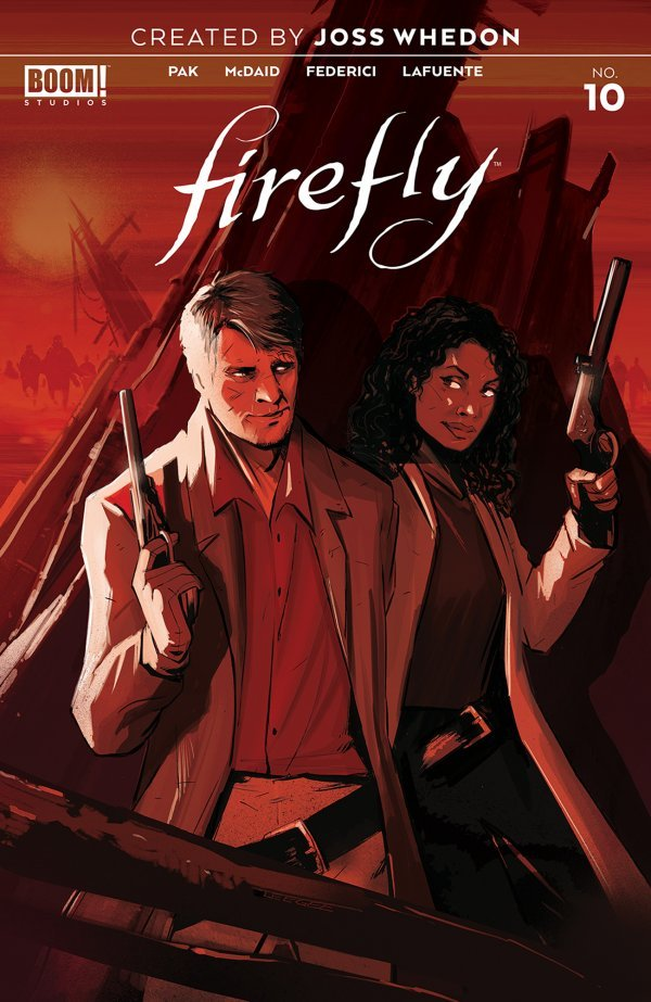 Comic Pulls from October 16, 2019 FIREFLY #10