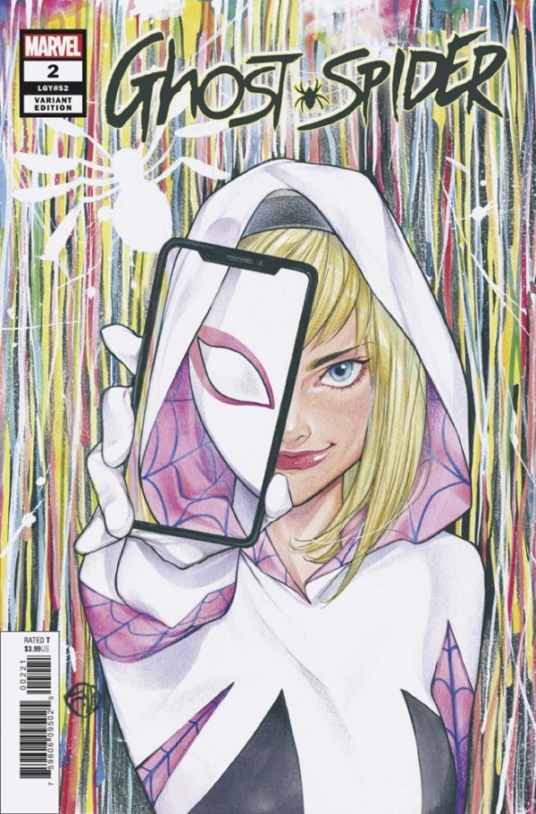 Comic Pulls from September 25, 2019 GHOST-SPIDER #2 1 in 25 MOMOKO VARIANT