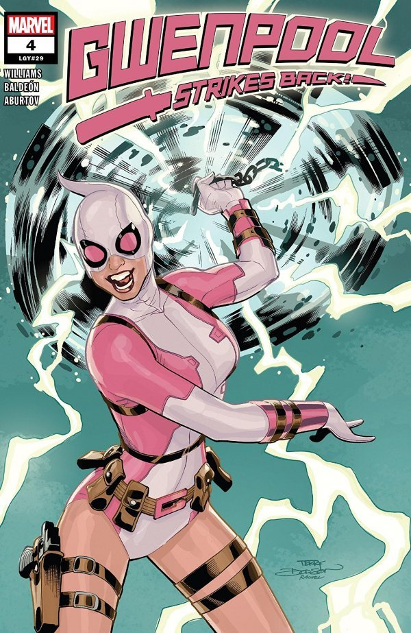 Comic Pulls from November 20, 2019 GWENPOOL STRIKES BACK #4