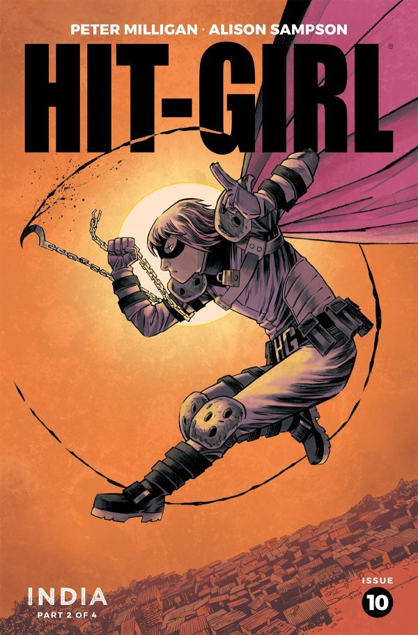 Comic Pulls from November 13, 2019 HIT-GIRL SEASON TWO #10