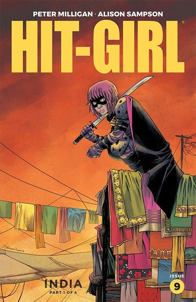 Comic Pulls from October 16, 2019 HIT-GIRL SEASON TWO #9