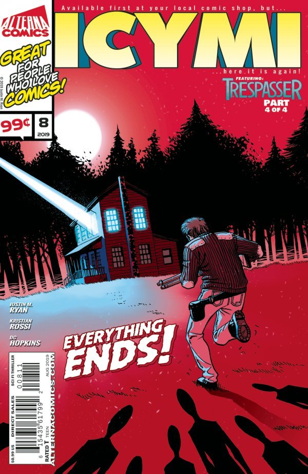 Comic Book Pulls from September 11, 2019 ICYMI #8