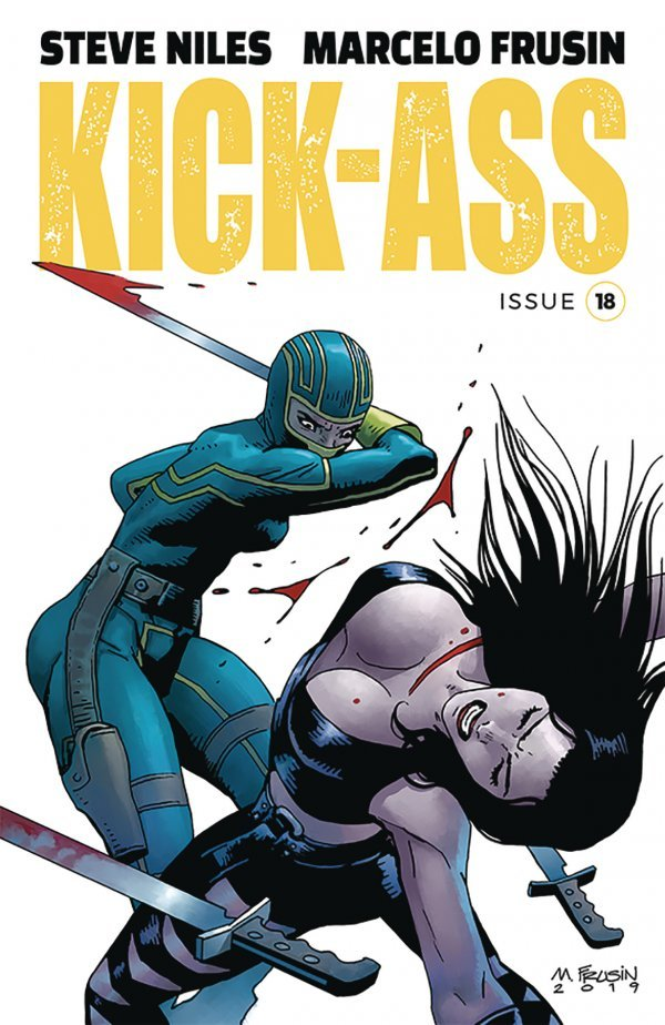 Comic Pulls from October 30, 2019 KICK-ASS #18