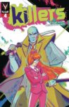 KILLERS 4 COVER D FISH 98x150 Comic Pulls from October 16, 2019