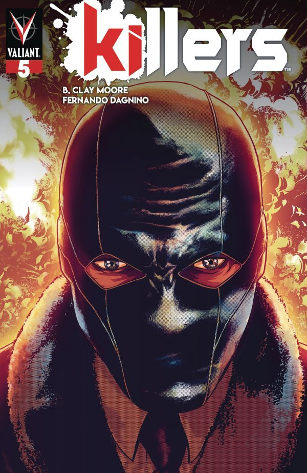 Comic Pulls from November 6, 2019 KILLERS #5 COVER C MASTERS