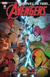 MARVEL ACTION AVENGERS 8 99x150 Comic Pulls from November 6, 2019