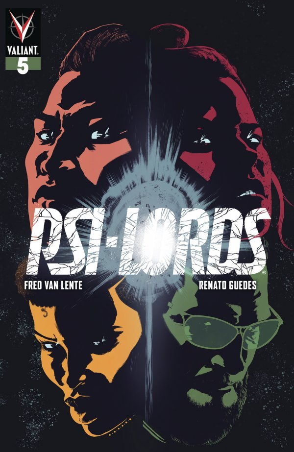 Comic Pulls from October 16, 2019 PSI-LORDS #5 COVER C ALLEN