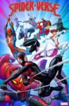 SPIDER VERSE 1 1 in 25 PATRICK BROWN VARIANT 98x150 Comic Pulls from October 2, 2019