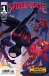 SPIDER VERSE 1 98x150 Comic Pulls from October 2, 2019