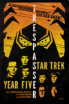 STAR TREK YEAR FIVE 7 110 INCENTIVE VARIANT 100x150 Comic Pulls from October 30, 2019
