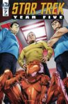 STAR TREK YEAR FIVE 7 98x150 Comic Pulls from October 30, 2019