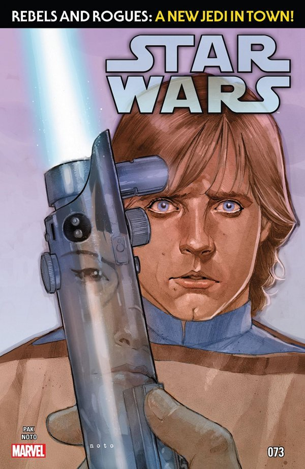 Comic Pulls from October 23, 2019 STAR WARS #73