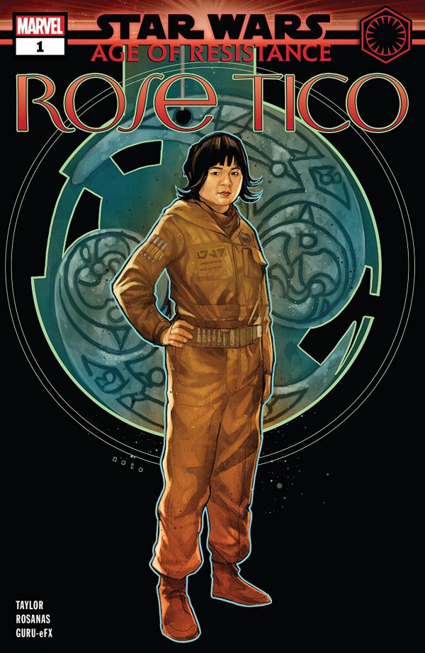 Comic Pulls from September 18, 2019 STAR WARS AGE OF RESISTANCE – ROSE TICO #1