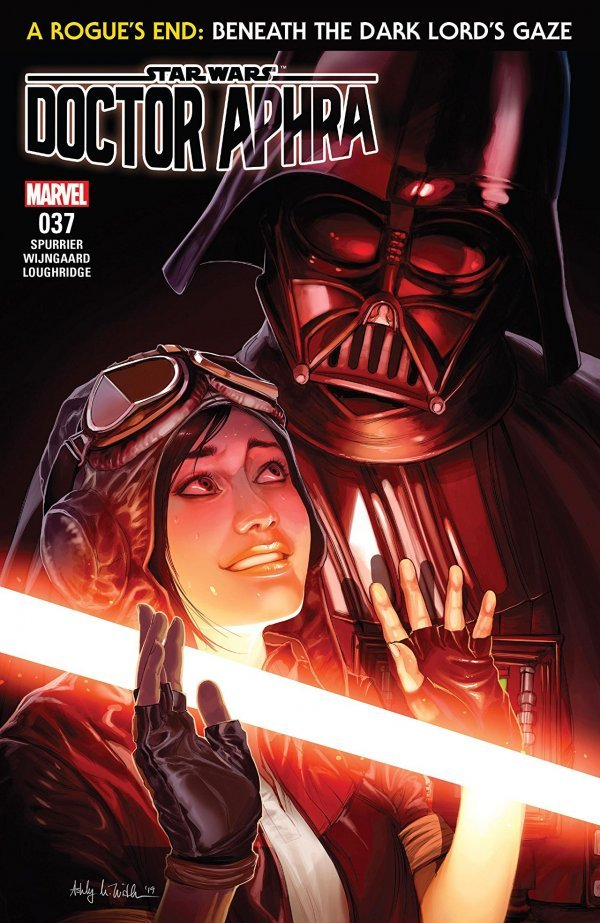 Comic Pulls from October 2, 2019 STAR WARS DOCTOR APHRA #37