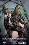 STAR WARS DOCTOR APHRA ANNUAL #3 MIKE MCKONE GREATEST MOMENTS VARIANT