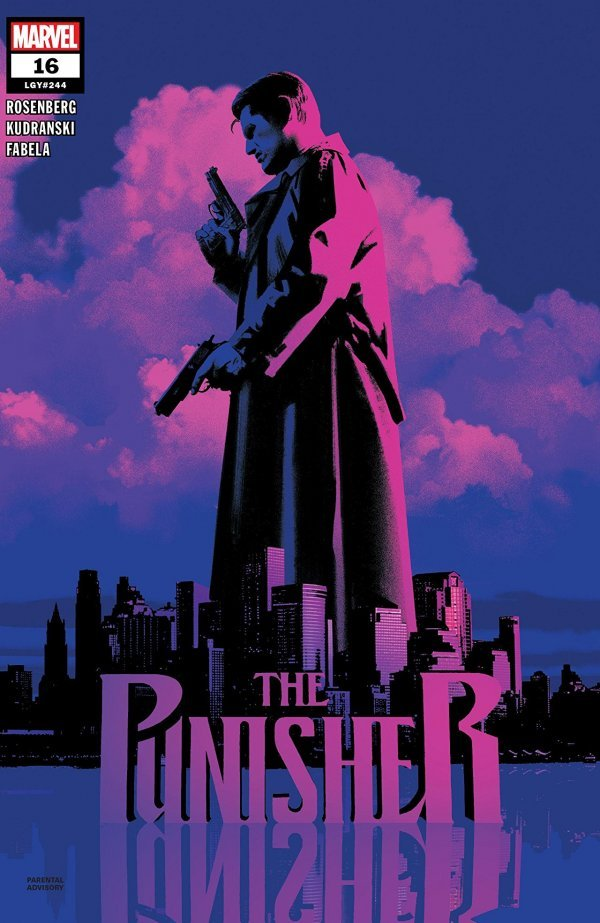 Comic Pulls from October 2, 2019 THE PUNISHER #16