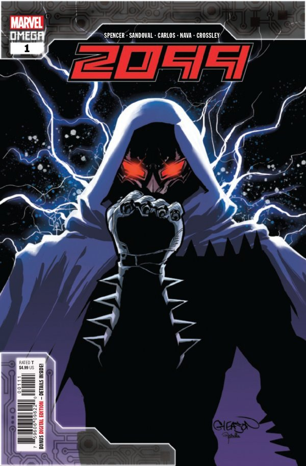 Comic Pulls for week of December 18th, 2019 2099 OMEGA #1