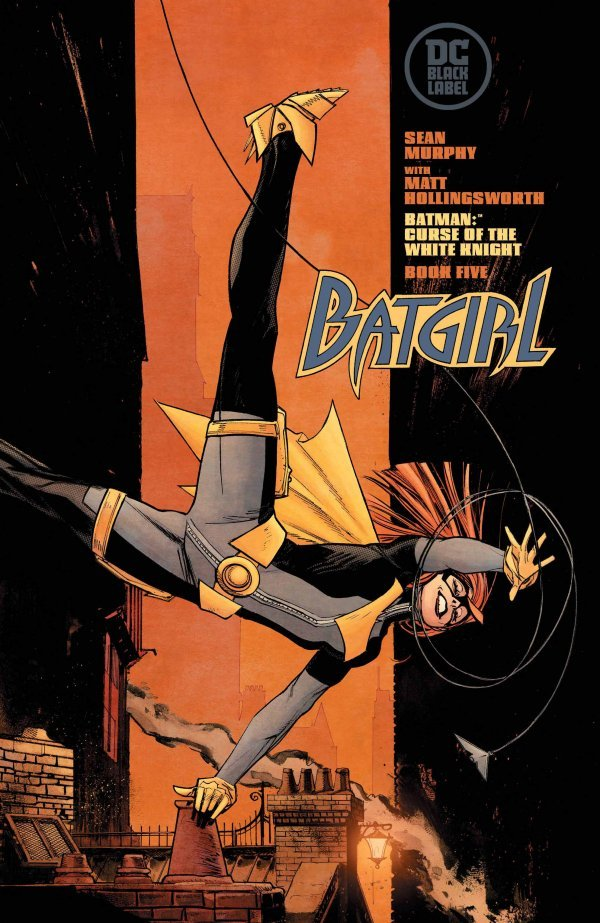 Comic Pulls for week of December 11th, 2019 BATMAN CURSE OF THE WHITE KNIGHT #5 VARIANT EDITION