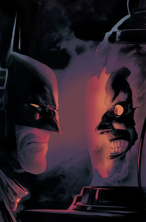 Comic Pulls for week of December 18th, 2019 BATMAN LAST KNIGHT ON EARTH #3 VARIANT EDITION