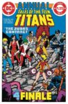 DOLLAR COMICS TALES OF THE TEEN TITANS 3 98x150 Comic Pulls for week of December 11th, 2019
