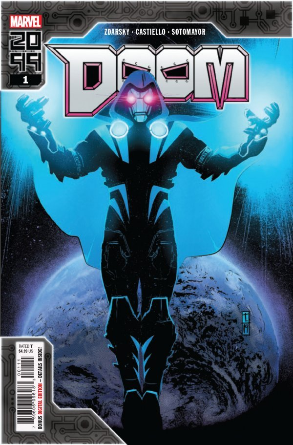 Comic Pulls for week of December 11th, 2019 DOOM 2099 #1