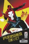 PUNISHER SOVIET 2 125 MARTIN VARIANT 99x150 Comic Pulls for week of December 11th, 2019