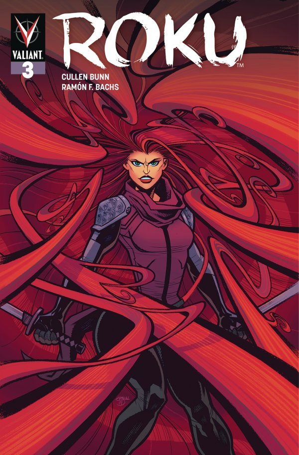 Comic Pulls for week of December 18th, 2019 ROKU #3 COVER C CRYSTAL