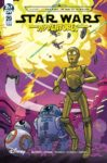 STAR WARS ADVENTURES 29 COVER B FLEECS 99x150 Comic Pulls for week of December 18th, 2019