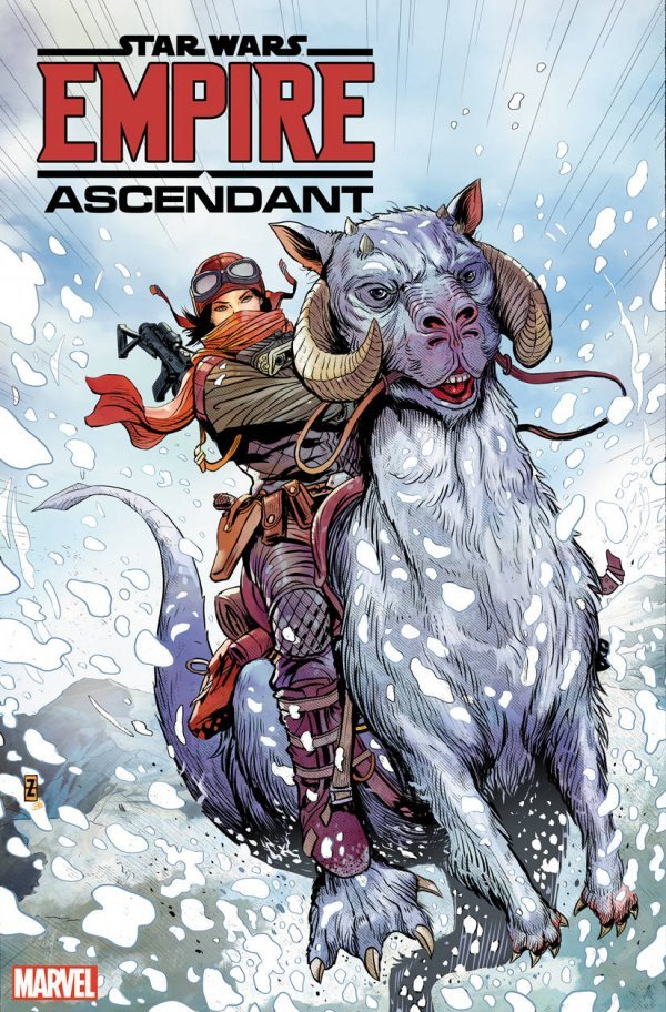 Comic Pulls for week of December 18th, 2019 STAR WARS EMPIRE ASCENDANT #1 125 PATRICK ZIRCHER VARIANT