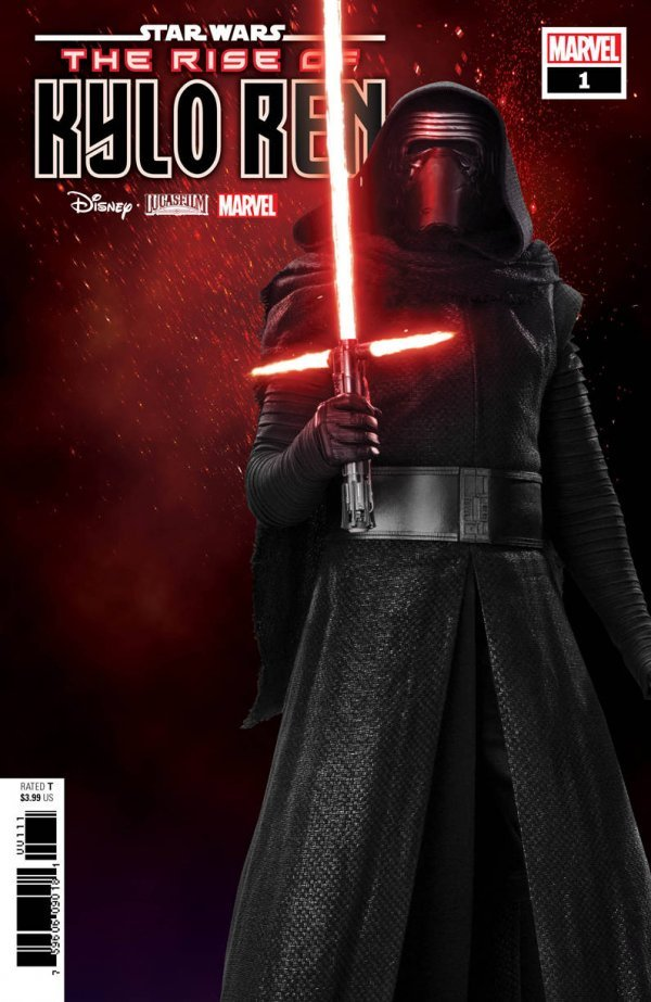 Comic Pulls for week of December 18th, 2019 STAR WARS THE RISE OF KYLO REN #1 110 INCENTIVE