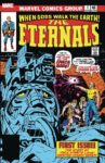THE ETERNALS 1 FACSIMILE EDITION 97x150 Comic Pulls for week of December 18th, 2019