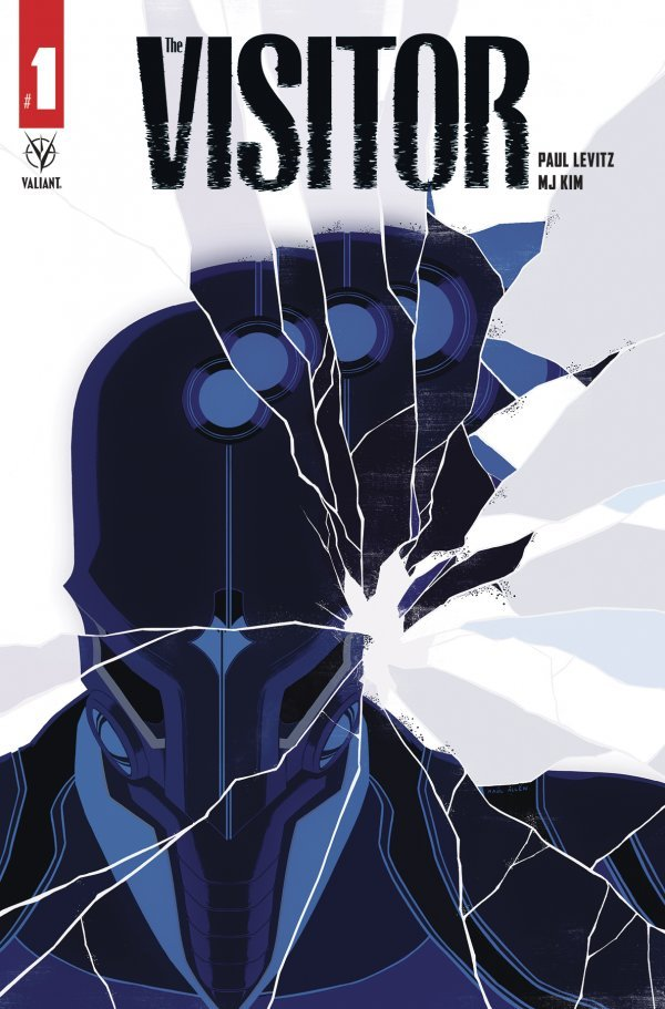 Comic Pulls for week of December 18th, 2019 THE VISITOR #1 COVER B ALLEN